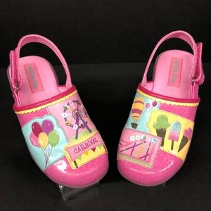 Stride Rite Carnival Toddler Girl Size 11 Shoes
